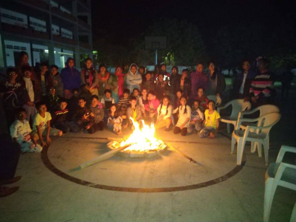 Night Out at Mauryan High School 2018