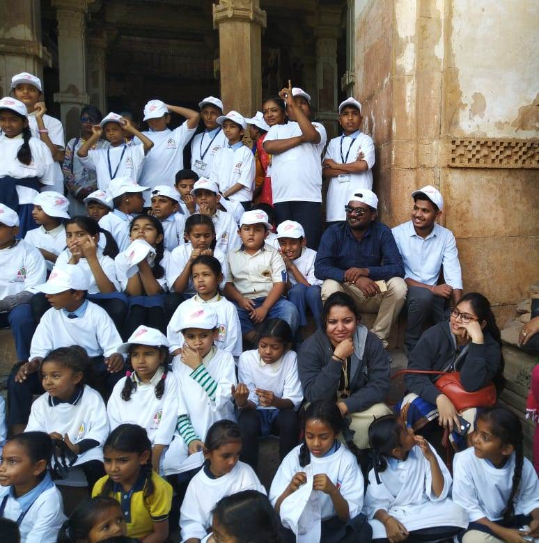 Champaner Educational Trip 2019