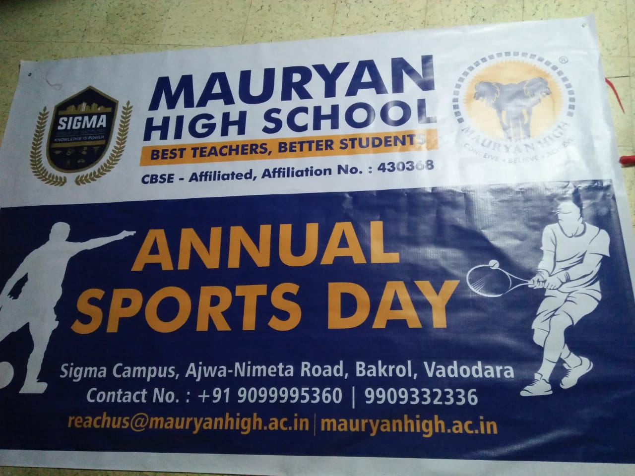 Annual Sports Day 2018-2019